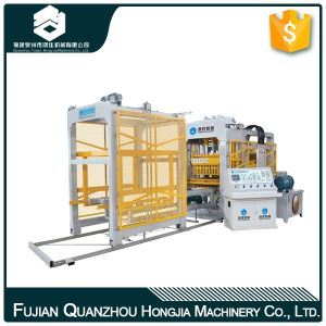 QT10-15 Full Automatic Block Making Machine Product Line