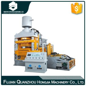 Automatic Dual Hydraul;ic Preuusre Brick Making Machinery