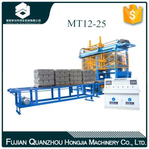 MT12-25 Big Production Free Pallets Soild Brick Making Machine