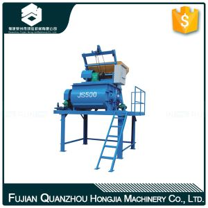 JS500 Concrete Mixing Machine for Brick Machine